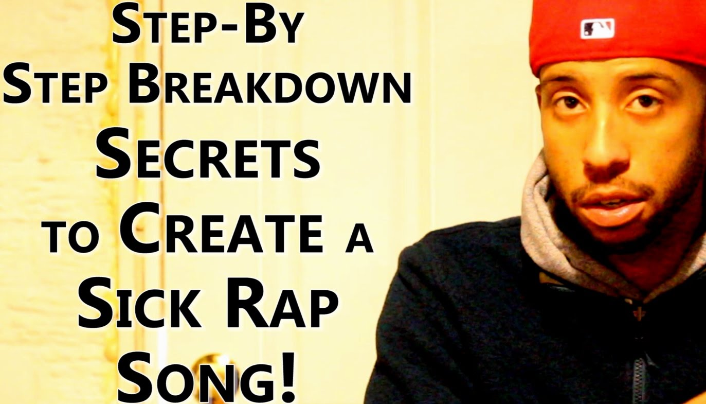 Tutorial - How to Create a Dope Rap Song Step-by-Step ...